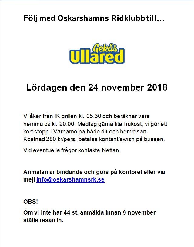 Ullared2018